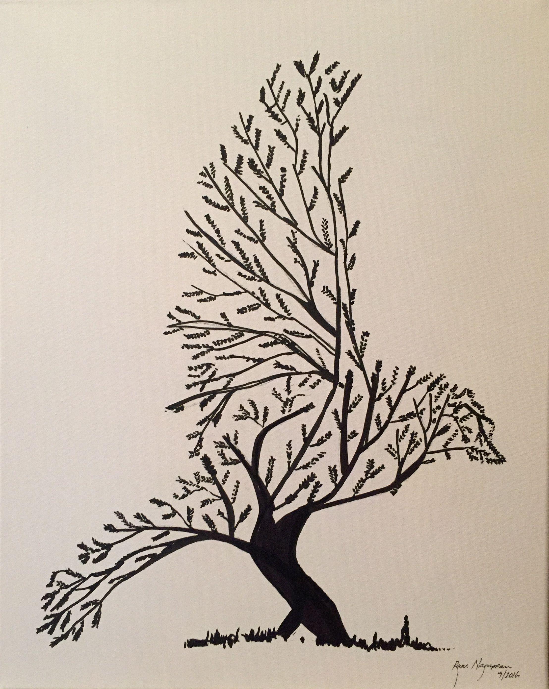 2217x2784 Tree Bird ! Art By Inspirations Bird, Nature