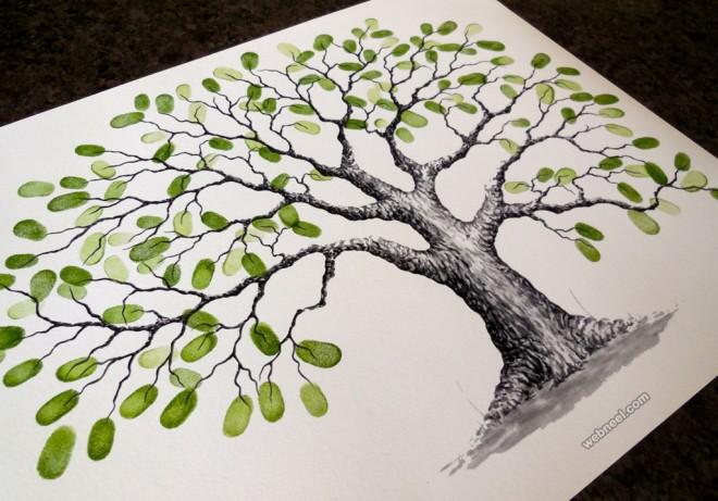 660x461 Tree Drawing By Lastingkeepsakes 4