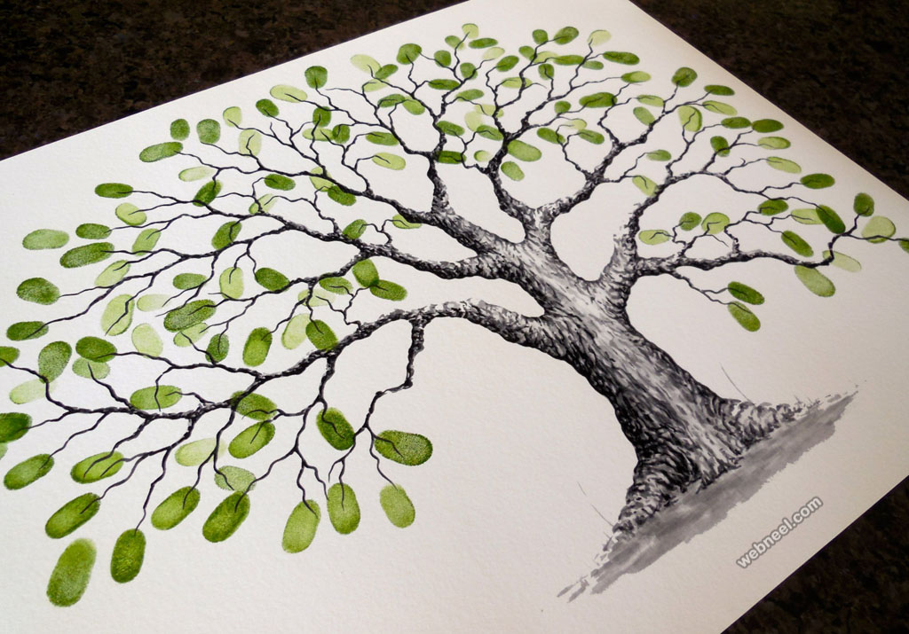 1024x715 tree drawing by lastingkeepsakes 4