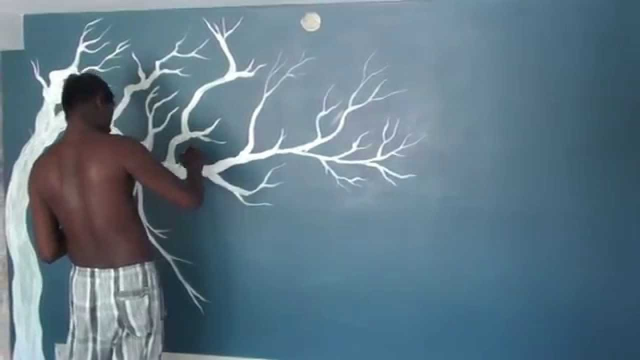 1280x720 3d Drawing Wall How To Draw