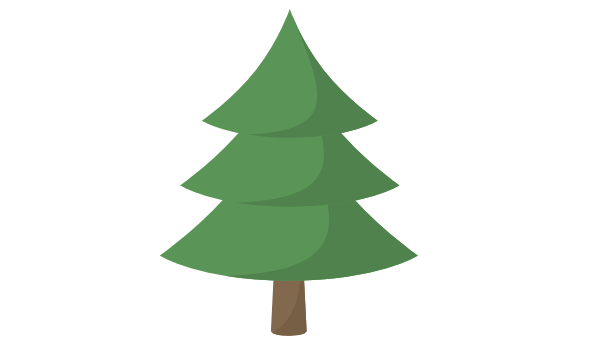 600x350 How To Draw A Christmas Tree In Inkscape Inkscape, Gimp