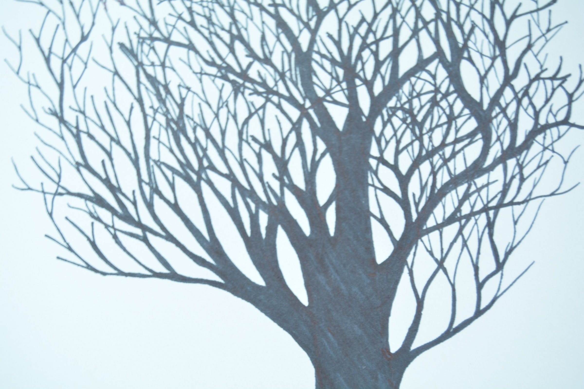 Tree With Branches Drawing at GetDrawings.com | Free for ...