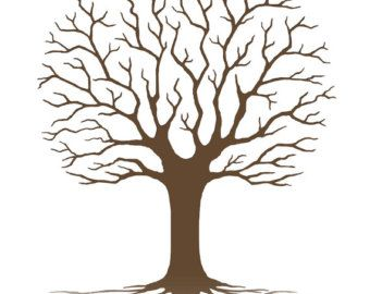 graphic about Tree Template Printable identify Tree With no Leaves Drawing at  Cost-free for