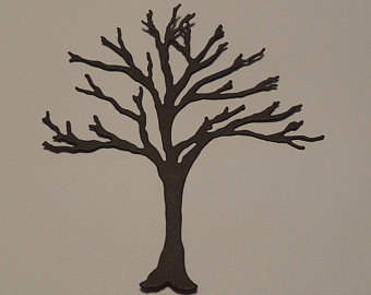 340x270 Tree Without Leaves Etsy