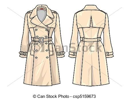 450x347 7 Best Trench Coat Patterns Images On Coat Patterns