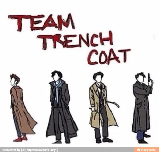 640x611 Team Trench Coat Want To Draw Trench