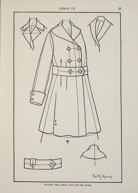 587x820 Fashion Drawing 1920
