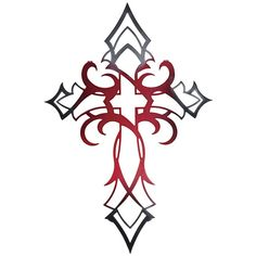 236x236 Cross Design Cross Tattoos For Men, Cross Tattoo Designs For Men