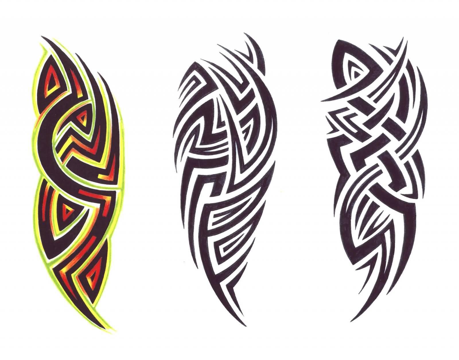 1600x1257 Latest Tribal Tattoo Designs