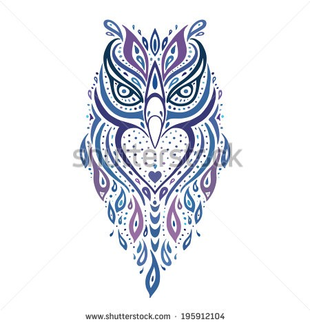 450x470 Celtic Owl Drawings Celtic Owl Tattoo Drawings Design Images