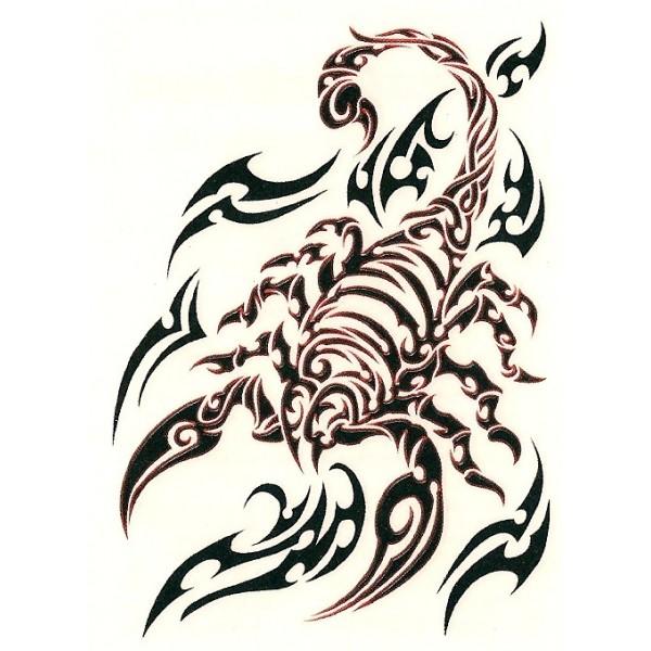 tribal scorpion drawing at getdrawings com free for personal use rh getdrawings com scorpion tribal tattoo design Beautiful Scorpion Tattoo Designs