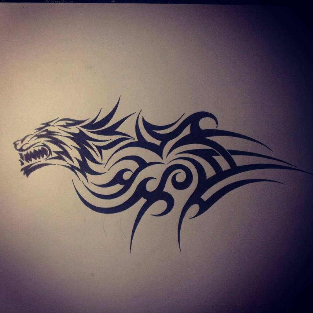 Tribal Tattoo Drawing At Getdrawings Com Free For Personal