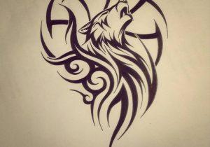 Tribal Tattoos Drawing at GetDrawings.com