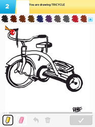 187x250 How To Draw Tricycle