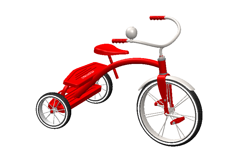 798x536 Solidworks Part Reviewer Tricycle Assembly