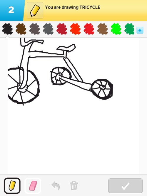 500x667 Tricycle Drawings