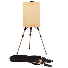 225x225 Folding Art Artist Painting Easel Tripod Drawing Stand Exhibition