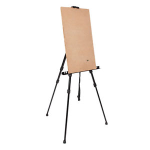 300x300 Folding Tripod Display Easel Stand Drawing Board Poster Bag