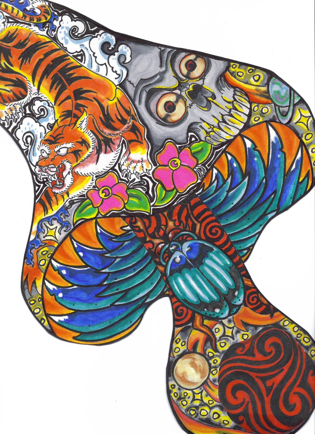 1274x1753 Trippy Mushroom Tattoo Designs Images Amp Pictures