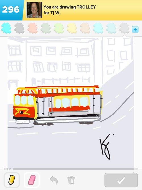 500x667 Trolley Drawings