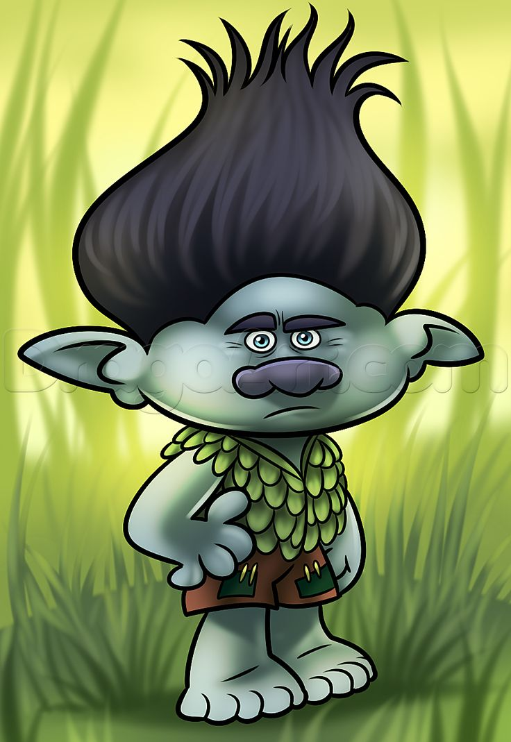 736x1069 9 Best Trolls Images On Drawing Reference, Drawing