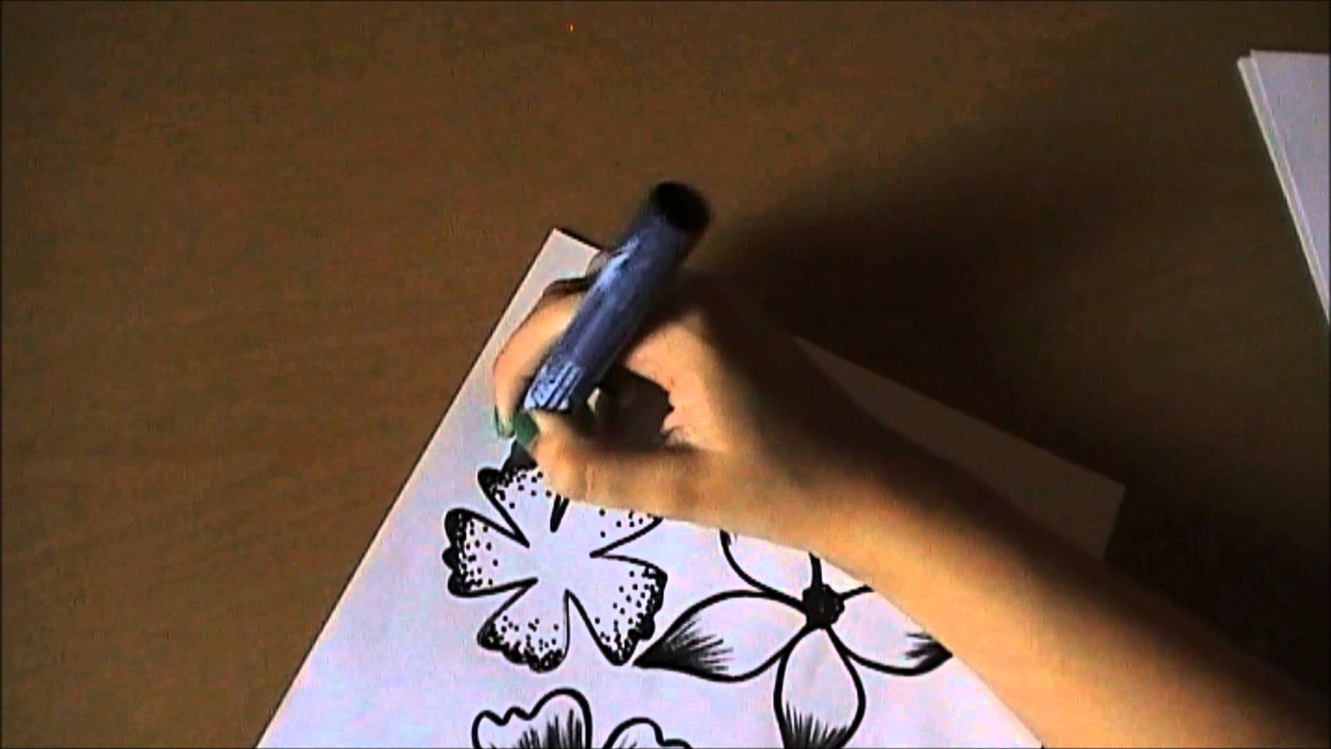 1920x1080 How To Draw Tropical Flowers 4 Ways