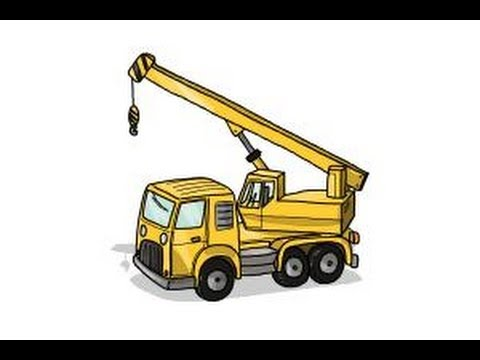 480x360 How To Draw An Easy Crane