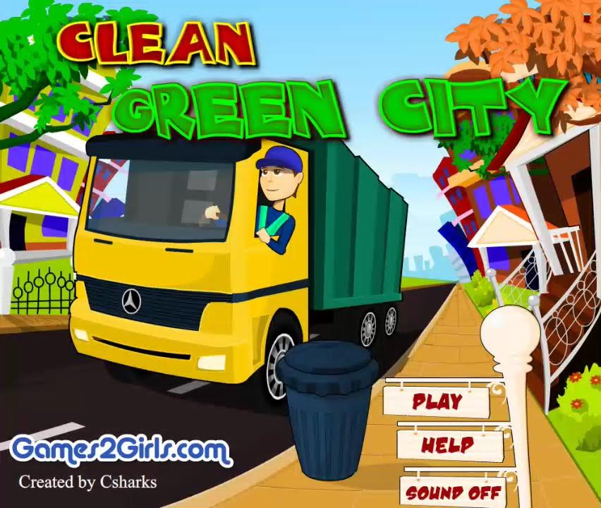 852x720 Clean Green City