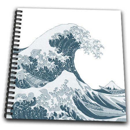 450x450 3drose Db 130659 1 Tsunami Ocean Wave Japan Drawing