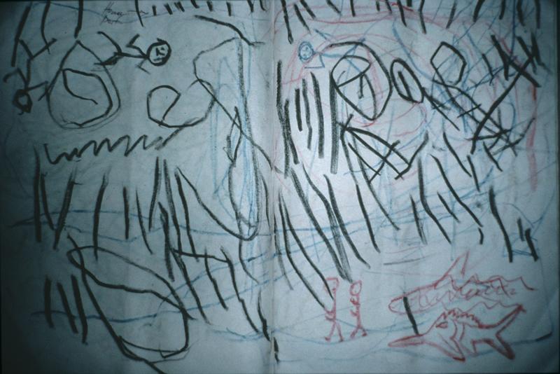 800x534 Drawing By A Child Survivor Of The Tsunami Ngdc Natural Hazard