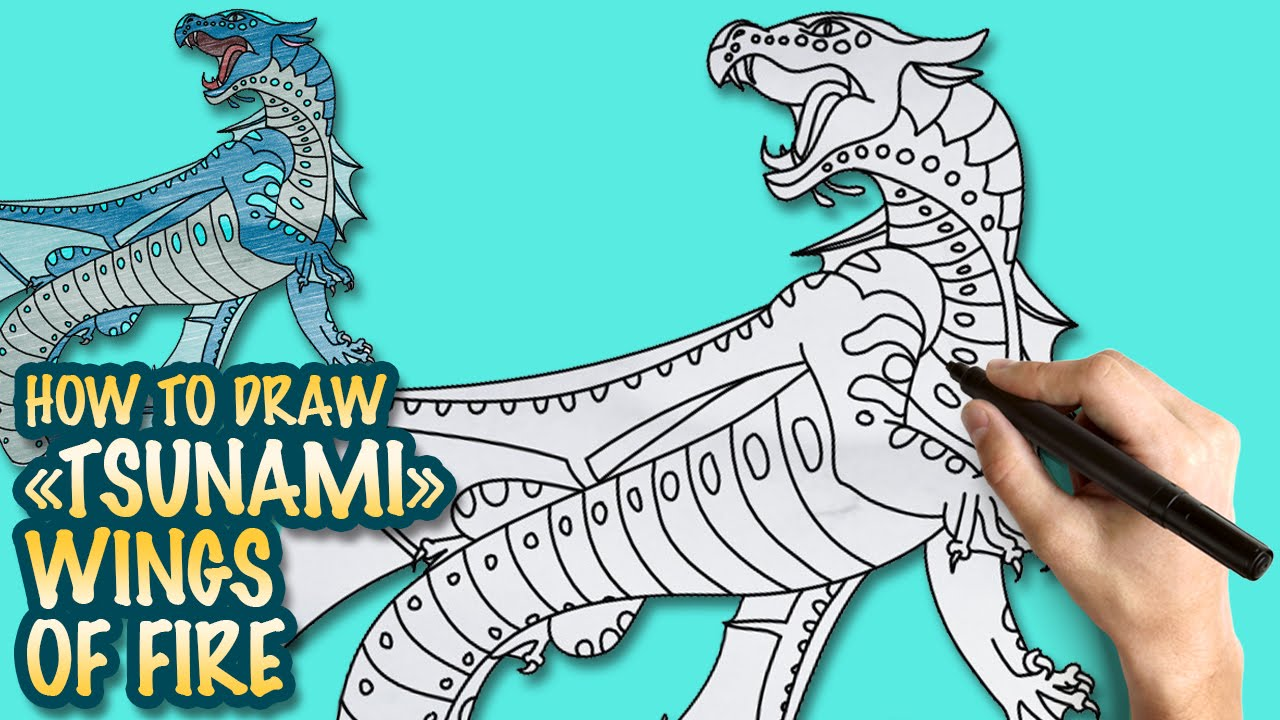 1280x720 How To Draw Wings Of Fire