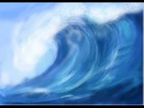 480x360 How To Draw A Tsunami