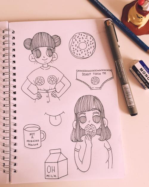 500x624 Cute, Draw, Tumblr