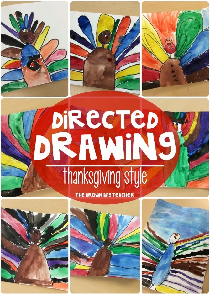 670x938 A Thanksgiving Directed Draw