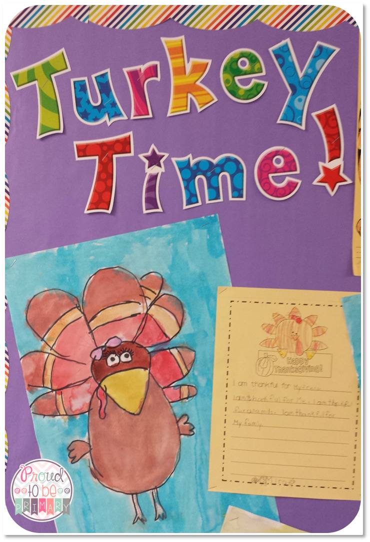 740x1083 Turkey Thanksgiving Directed Drawing
