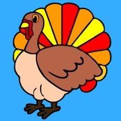 250x250 turkey online games - Turkey Images For Kids