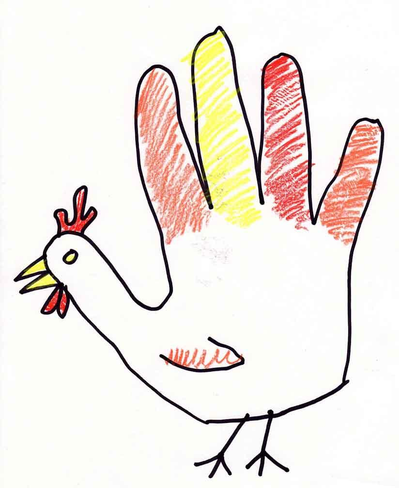 Turkey Drawing To Color At Getdrawings Com Free For Personal Use