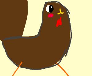 300x250 Heihei, The Chicken From Moana