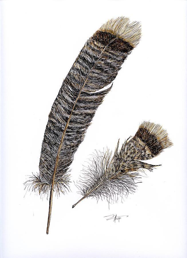 653x900 Two Turkey Feathers Ardys Lurtsema.jpg Tats