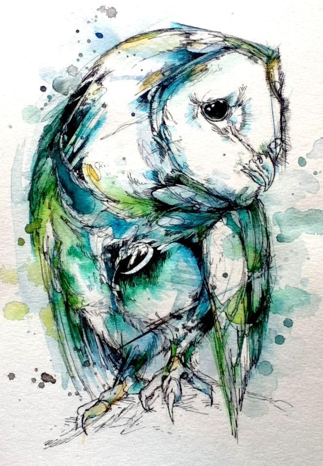 659x952 Turquoise Tyto
