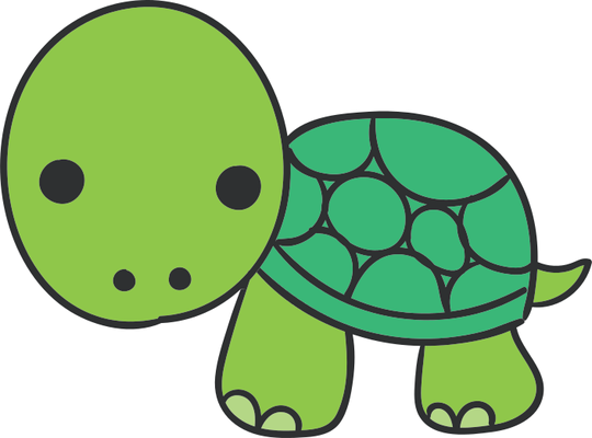 540x400 Big Head Turtle
