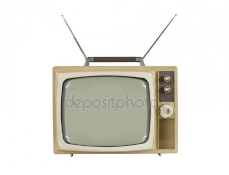 450x343 Tv Set Drawing In Color Stock Vector Cmeree