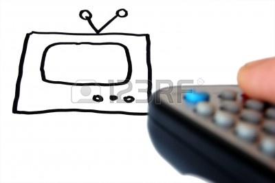 400x266 Tv Remote Drawing Clipart Panda