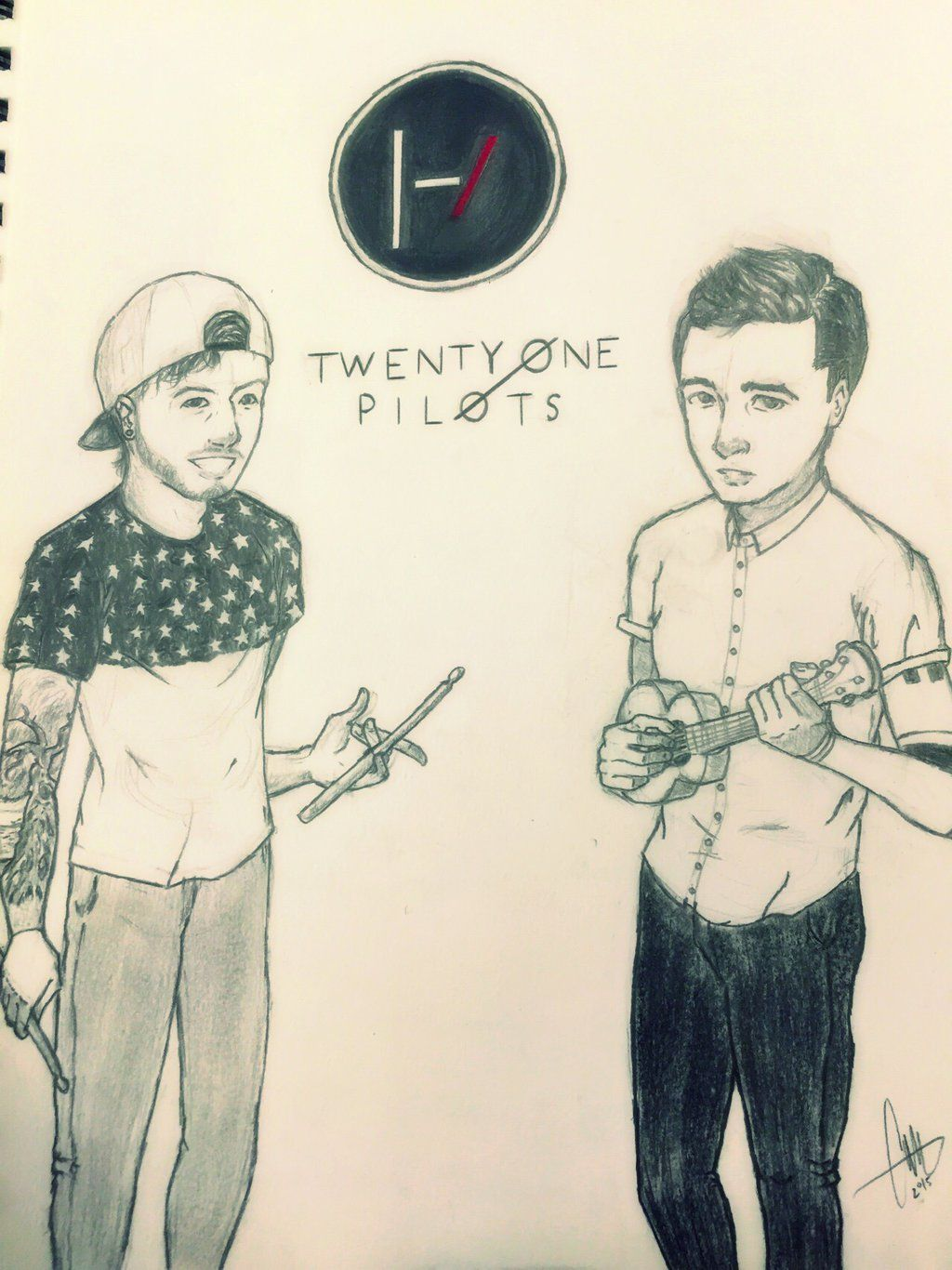 1024x1366 Twenty One Pilots Pilot