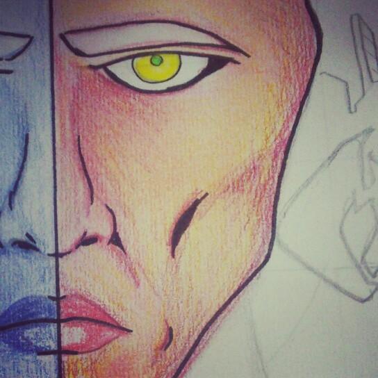 544x544 Undone Comic Graffiti Draw