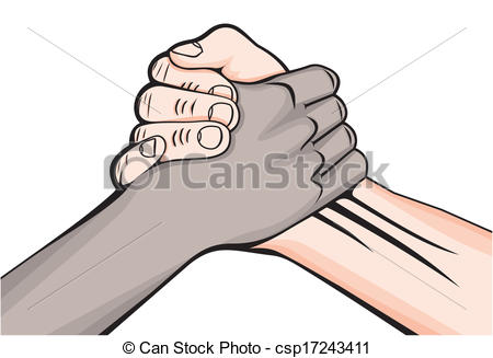 450x327 Handshake Two Male Hands Vector Clip Art