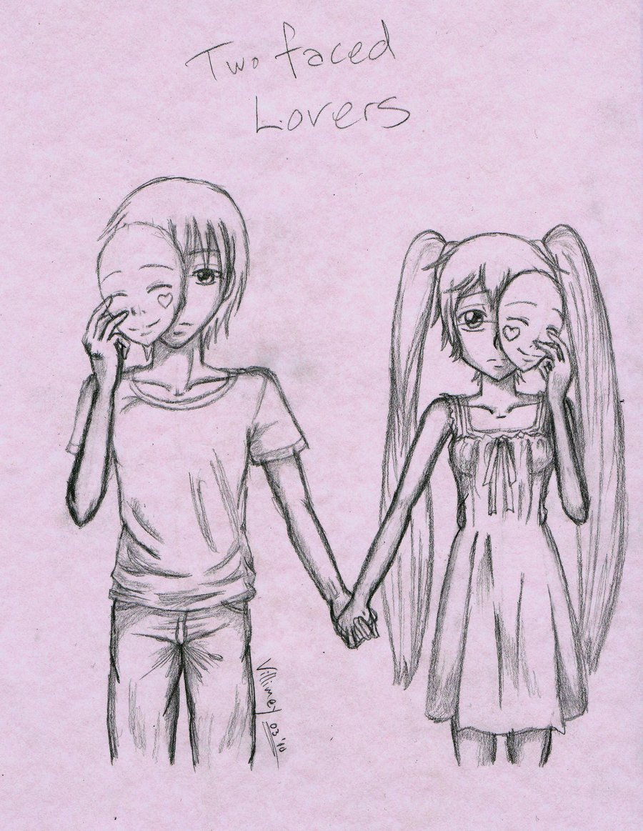 900x1163 Gallery Two Lovers Drawings,