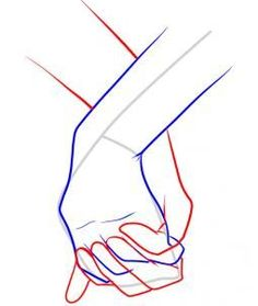 236x279 Here Are The Steps Drawing Two People Holding Hands How