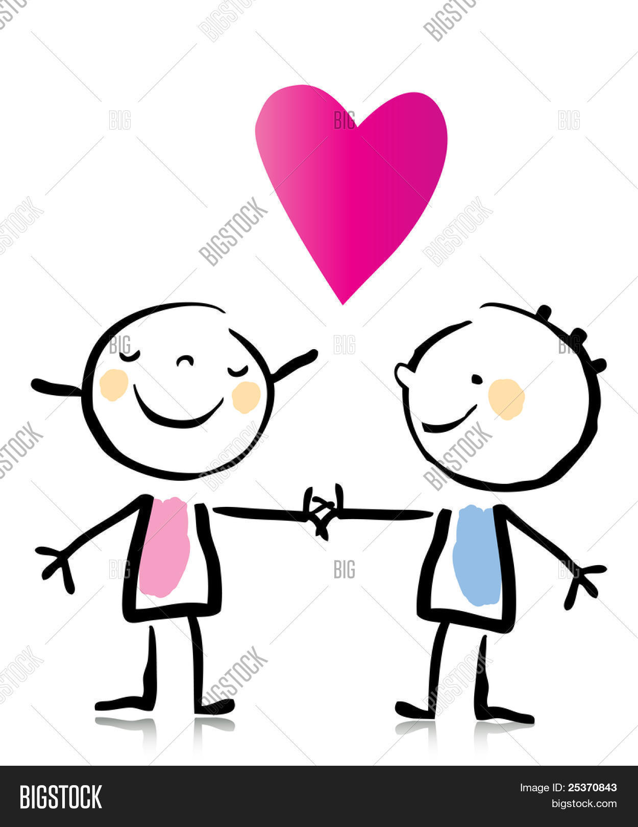 1250x1620 Valentine's Day Two People Love Vector Amp Photo Bigstock