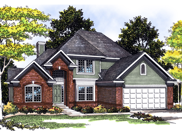 600x450 Dante Pointe Two Story Home Plan 051d 0377 House Plans And More
